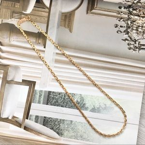 Artisan Vintage Chain Necklace